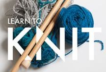 Why I Need to Learn To Knit / by Nicole