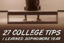 Man I love college. / by Savannah Molina