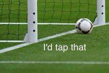 Soccer. / by Savannah Molina