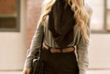 My Style Pinboard / Fashion things i love :) / by Abby Price