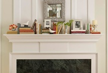 Fireplaces & Mantlescapes / by JV Home & Garden Club .