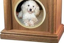 Memorial Urns / Celebrate the life of your loved one or pet with a beautiful memorial urn! / by Klockit