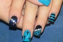 Nails / Girls need to be pampered too / by Courteneay Decker