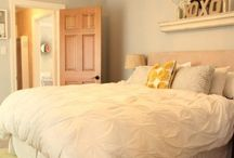 Bedroom decor / A place for you to relax  / by Courteneay Decker