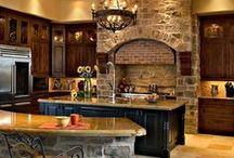 Kitchen / A place to eat and make memories  / by Courteneay Decker