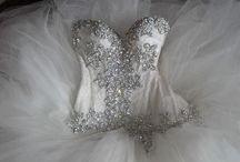Wedding dress / by Courteneay Decker