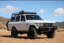Offroad / Awesome 4X4's / by Eon van Rooyen