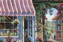 The Flower Shop / by Ann Marie Mangiro Winters