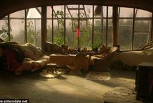 Amazing Cob house  / Homes made out of mud and clay.  / by Kimberly Hoffman