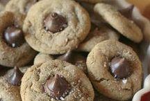 Cookies, Bars & Brownies / by Amanda Liss