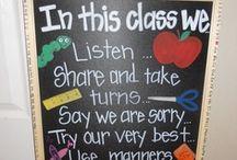 Classroom/School Ideas / by Andrea Flores