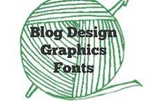 Blog designers & Graphic Artists / Blog Design tips and tutorials, blog designers, graphics, fonts #design #blogdesign  / by Sara - Momwithahook