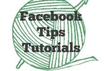 FaceBook Tips / Tips and tutorials for using #facebook #socialmedia / by Sara - Momwithahook