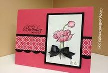 Cards - Stampin Up / by Kim Wright
