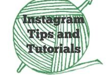 instagram stuff / tips and tutorials for using Instagram #instagram  / by Sara - Momwithahook