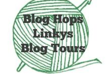 Blog Hops and Linkys (mainly Crafts) / blog hops, linkys, blog tours (mainly crafty) #linky #bloghop  / by Sara - Momwithahook