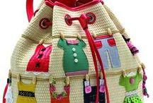 Bolsos / Bags / Handtaschen / by Mary Marquez