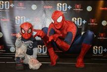 Earth Hour - Chicago  / The Amazing Spider-Man 2 joined with the city of Chicago to celebrate Earth Hour and help be super heroes for the planet.  / by The Amazing Spider-Man 2