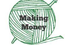Making Money | blogging | selling | saving / tips affiliate marketing ads sponsors #makingmoney #blogging brand ambassadors  / by Sara - Momwithahook