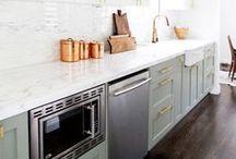 kitchens / by Jessica Marcum