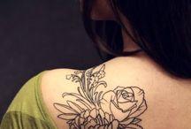 Tattoos / by Alyssa Christensen