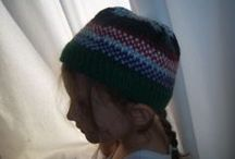 Hats and headwraps for sale / by Loopy Yarn Crafts