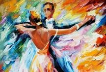 DANCERS / by Sandra Grimes