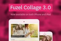 Blog posts / Latest updates from our official blog: http://bit.ly/yPwLT3  / by Fuzel Collage