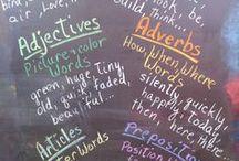 4th grade language arts  / by Sasha Prosser