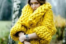 Knit and Crochet / by Leah Coccari-Swift