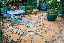 Garden Ideas / by Sue Brown