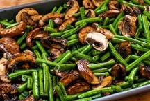 Veggie & Side Dishes / by Sue Brown