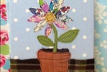 Applique & Embroidery / by Sue Brown