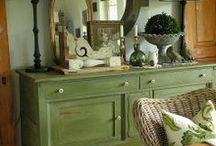 Decor Inspiration  / by Sue Brown