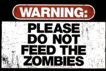 Zombies / All things zombie. / by Rich Guth