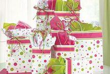 All Wrapped Up!! / by Christina Davison