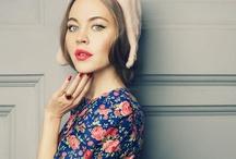 style icons: ulyana sergeenko / by Faith Rudd Trimmer