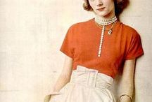 1948-54 - the new romantic / by Faith Rudd Trimmer
