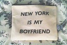 La mia New York / my favorite spots... / by Monica Abbatemaggio