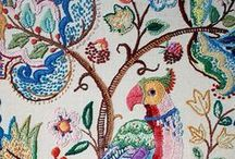 embroidery - inspiration / by Faith Rudd Trimmer