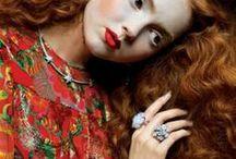 mood: aesthete / sumptuous, earthy, velvet, pre-raphaelite, sensuous / by Faith Rudd Trimmer