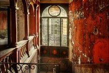 Abandoned beauties / by Anne Marie Morris