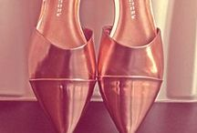 Go for the Gold! / by Chinese Laundry Shoes