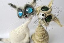 Little Owl's Hut Crochet + Knitting Patterns  / www.LittleOwlsHut.com / by LittleOwlsHut