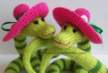 2013 Snake DIY / by LittleOwlsHut