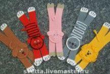 Bookmark crochet patterns DIY / Bookmark crochet patterns DIY / by LittleOwlsHut