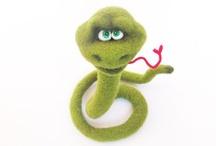 Snake toy / by LittleOwlsHut