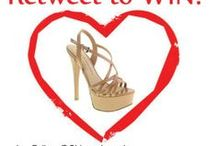 Sales and Promotions! / Win cool things from Chinese Laundry! / by Chinese Laundry Shoes