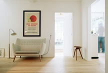 home inspiration - living room / by The Franglaise
