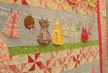 Quilts / There are so many talented people and I get so many ideas. Hope to one day have some quilts as beautiful as these / by Rebecca Britton